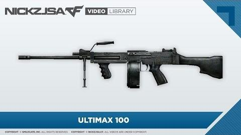 Ultimax 100 CrossFire 2