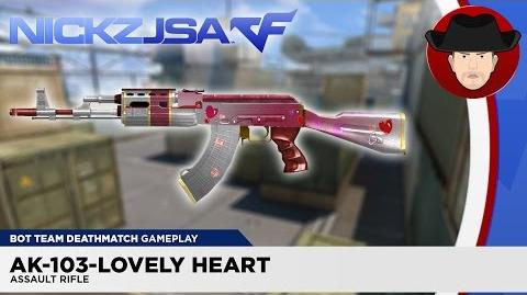 AK-103-Lovely Heart CROSSFIRE Japan 2