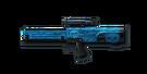 G11-Blue Skull