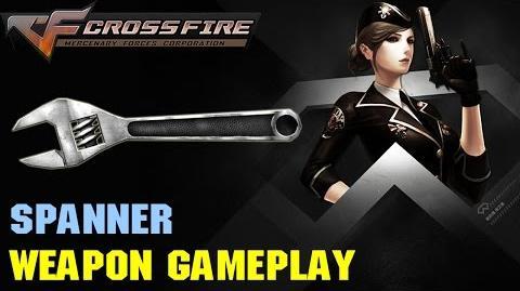 CrossFire VN - Spanner