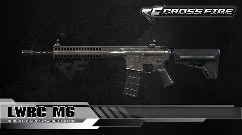 CrossFire Vietnam LWRC M6 ☆