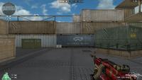 M249 MINIMI ROYAL GOLD HUD