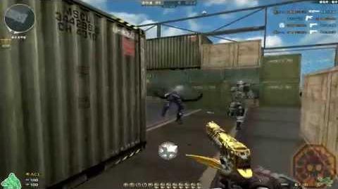 Cross Fire China Desert Eagle Born Beast Noble Gold GamePlay!