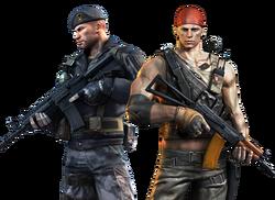 Commando BG