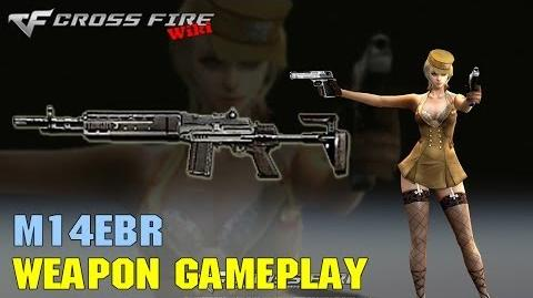CrossFire - M14EBR - Weapon Gameplay-0