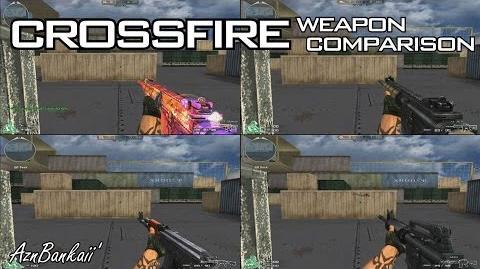 CrossFire AT-15 Halloween Comparison AznBankaii