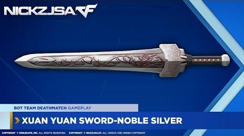 Xuan Yuan Sword-Noble Silver CROSSFIRE China 2