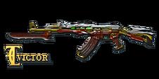 AK-47 Knife Asgard