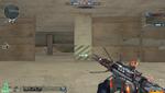 M4A1 S UNDER TECH HUD PVE