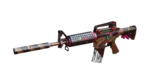 M4A1 S VALENTINE RD4