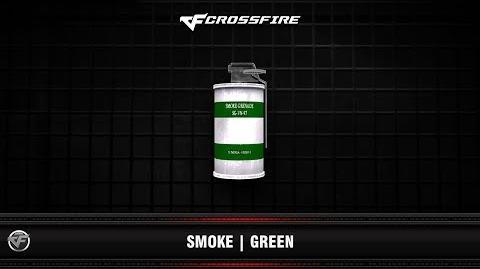 CF Smoke Green