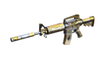 M4A1-S Royal Guard 3rd (2)