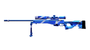 Platinum Blue AWM-A