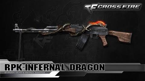 CrossFire Vietnam RPK-Infernal Dragon ☆-0