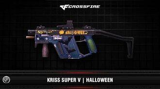 CF - Kriss Super V - Halloween 2011