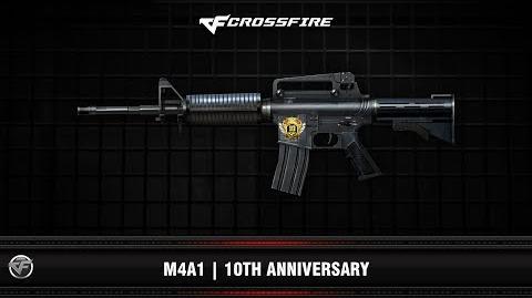 CF M4A1 10th Anniversary