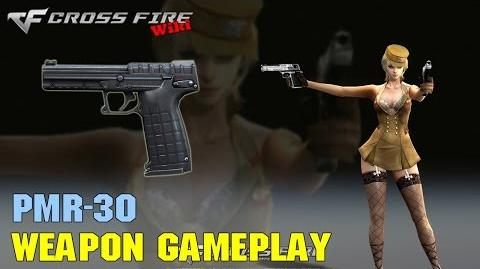 CrossFire - PMR-30 - Weapon Gameplay