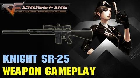 CrossFire VN - Knight SR-25