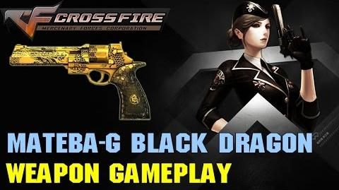 CrossFire VN - Mateba Gold Black Dragon
