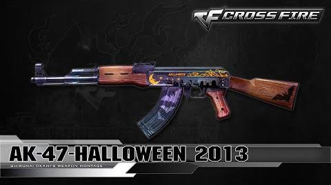CrossFire Vietnam - AK-47-Halloween 2013 ☆