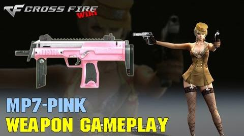 CrossFire - MP7 Pink - Weapon Gameplay