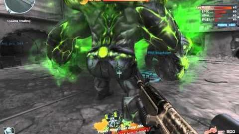 Crazy Titan