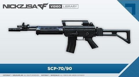 SCP-70 90 CrossFire 2