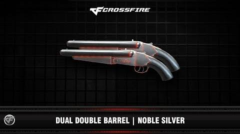 CF Dual Double Barrel Noble Silver
