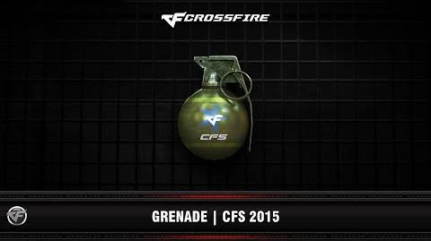 CF Grenade CFS 2015