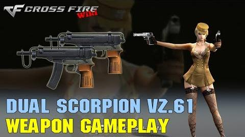 CrossFire - Dual Scorpion Vz