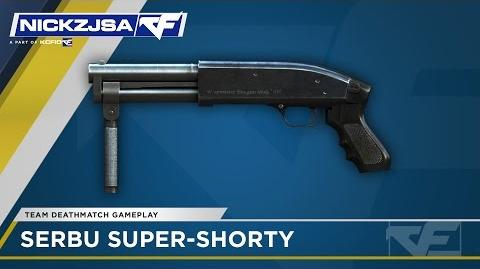 CrossFire Indonesia Serbu Super-Shorty