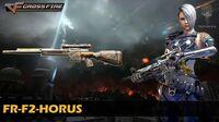 CrossFire Vietnam FR-F2-Horus