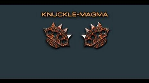 Cross Fire China -- Knuckle-Magma -Review-!