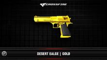 DE-GOLDen