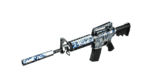 M4A1 S BluePottery