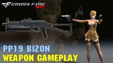 CrossFire - PP-19 Bizon - Weapon Gameplay