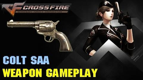 CrossFire VN - Colt SAA