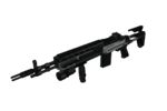 M14EBR Beta Sideview