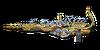 Gatling Gun Inferno Dragon Noble Gold