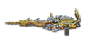 Gatling Gun Inferno Dragon Noble Gold