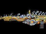 Gatling Gun-Infernal Dragon Noble Gold