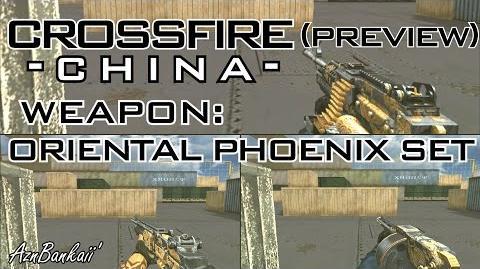 CFCN Oriental Phoenix Weapons (M14EBR Armsel Striker M249 SPW) Preview AznBankaii