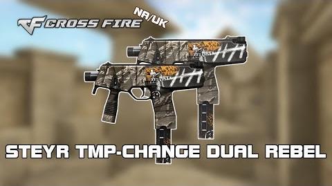 CF NA UK Steyr TMP-Change Dual Rebel review by svanced