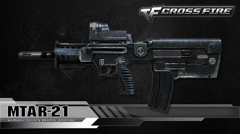 CrossFire China MTAR-21 ☆