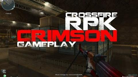 CrossFire RPK Crimson Gameplay HD ll 10DarkGamer