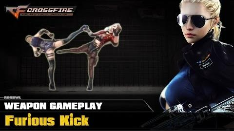 CrossFire VN - Furious Kick