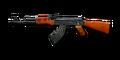 Rifle AK47