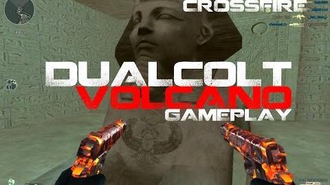 CrossFire Dual Colt-Volcano Gameplay HD ll 10DarkGamer