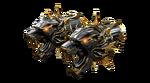Gauntlet dogs