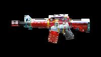 M4A1-Xmas2018 RD1